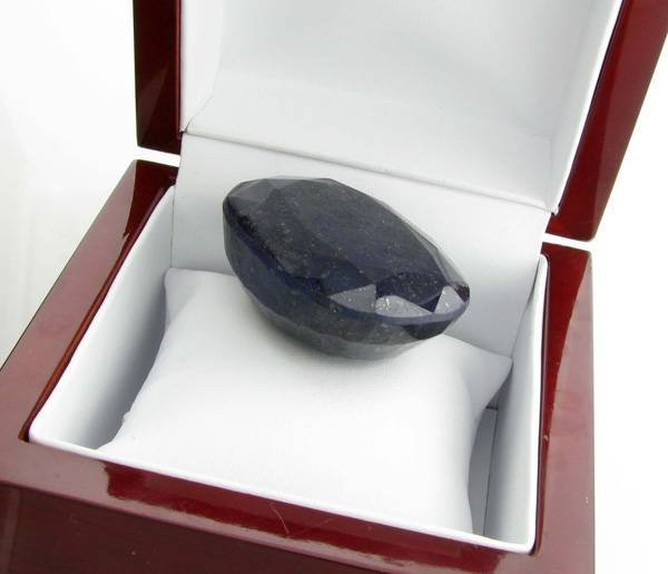 APP: 19.2k 549.05CT Oval Cut Blue Sapphire Gemstone