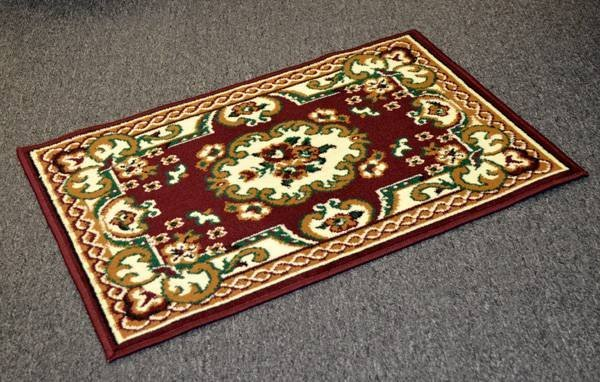 Rug- TaJ Mahal- Burgundy Color (3 x 2 ft.)