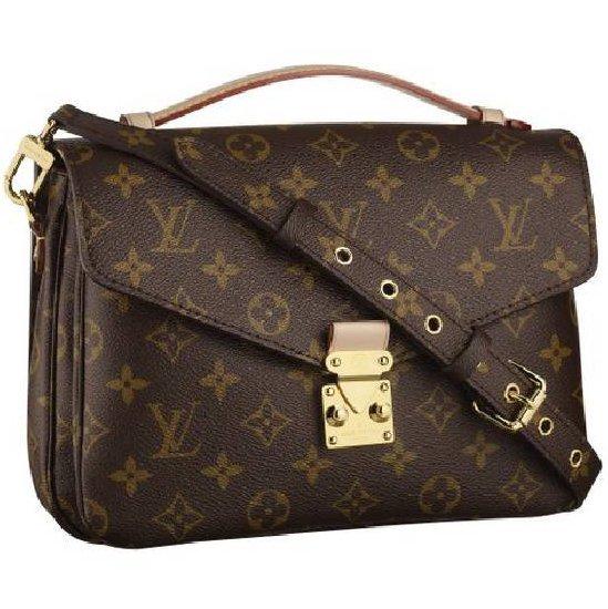 Louis Vuitton Pochette Metis Handbag -P-