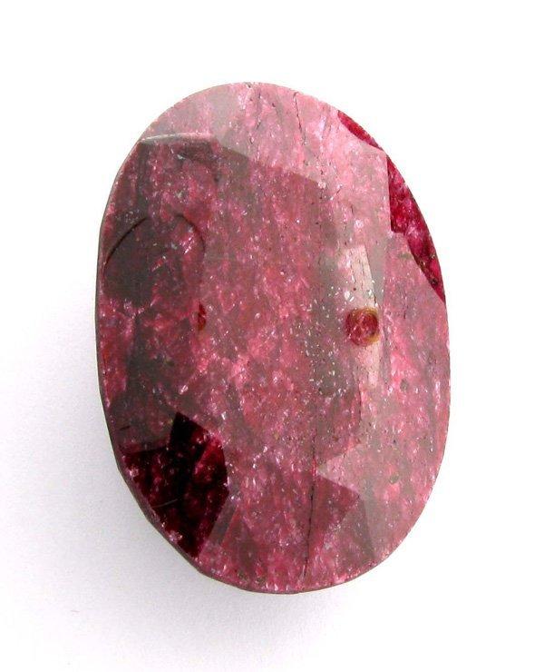 APP: 13.2k 509.05CT Oval Cut Ruby Gemstone