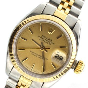 Rolex Women's Oyster Perpetual Datejust Stainless Watch