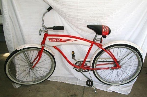 Coca-Cola Schwin Bike