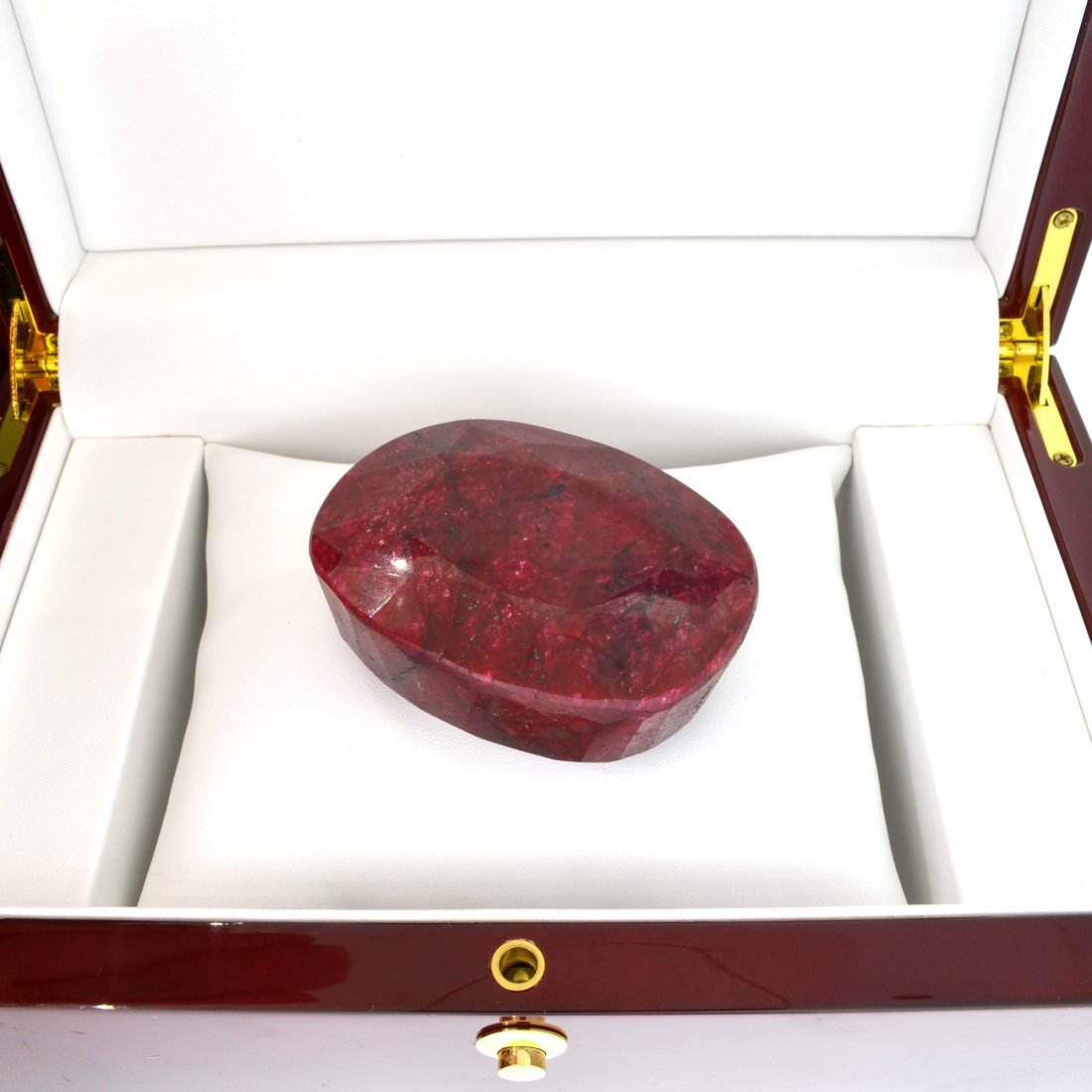 APP: 40.1k 1,144.95CT Oval Cut Ruby Gemstone