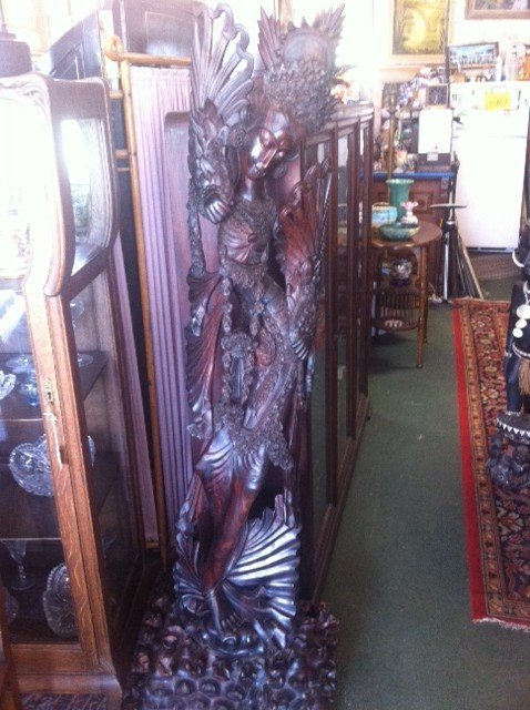 Rosewood Sculpture - Pick Up Only