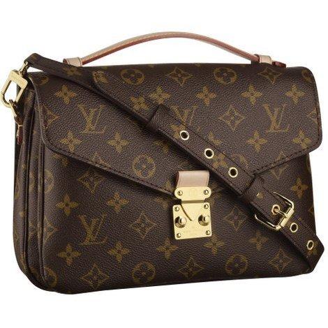 Louis Vuitton Pochette Metis Handbag