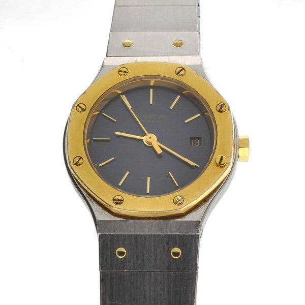Raymond Weil Women's Stainless & Gold Watch