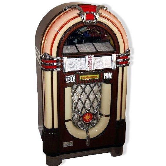 Wurlitzer 1015 Juke Box, One More Time - Mint Condition