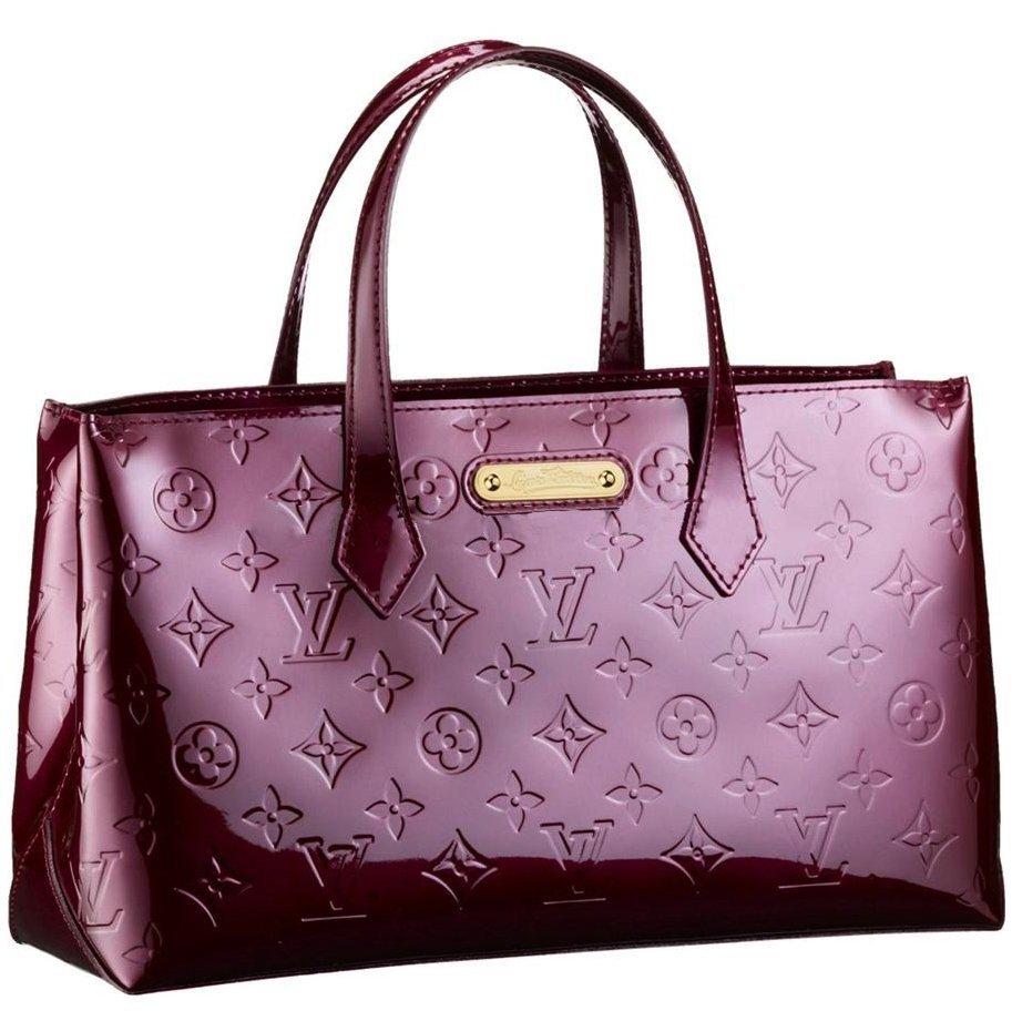 Louis Vuitton Wilshire Boulevard Handbag