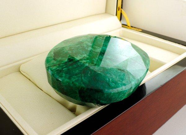 APP: 64.8k 1,620.90CT Emerald Gemstone