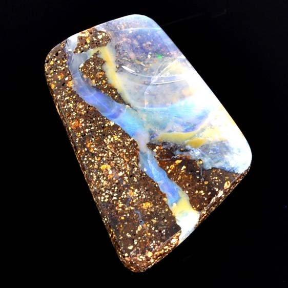 APP: 2.2k 14.00CT Boulder Opal Gemstone