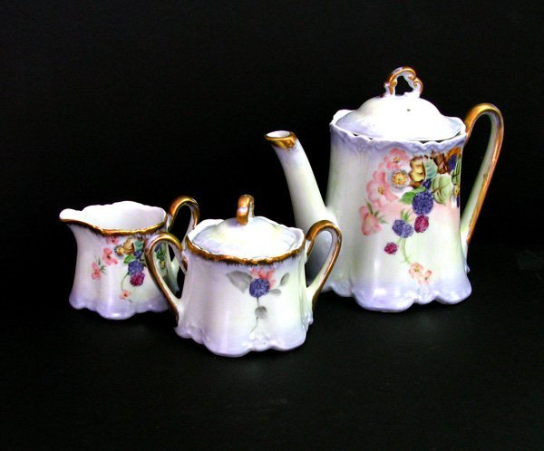 Mulberry Tea Set (set of 3)