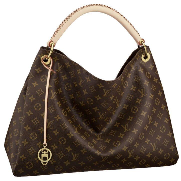 Louis Vuitton Artsy MM Handbag