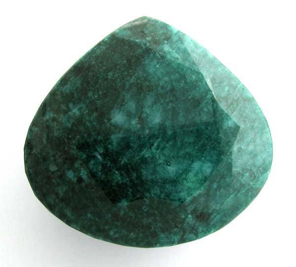 APP: 55.8k 1,033.45CT  Pear Cut Emerald Gemstone