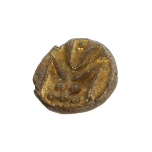 Gold Dutch India AV Fanam Tuticorin Coin - Investment