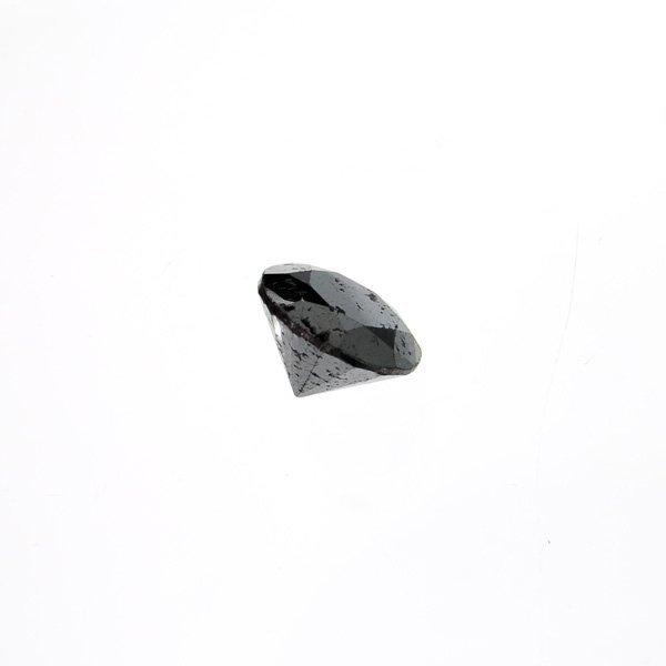 10.20CT Rare Black Diamond Gemstone