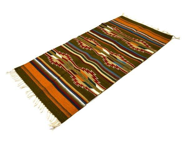 Zapotec Indian Rug