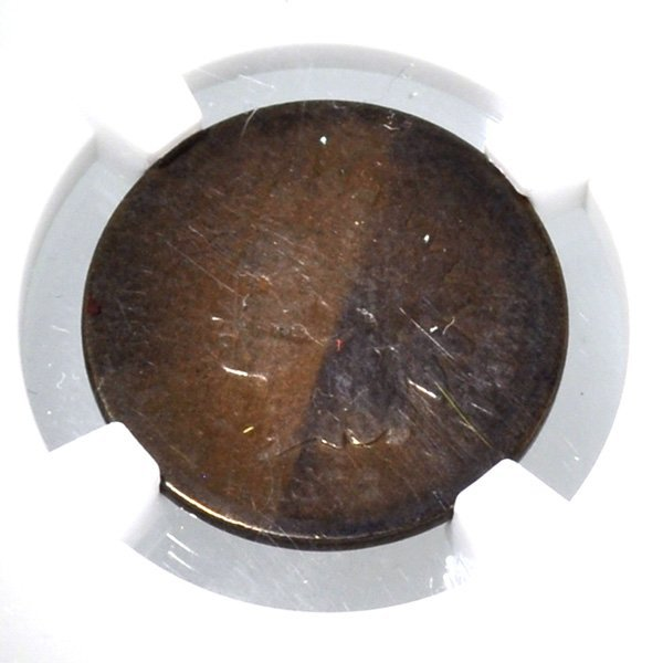 1877 1 Cent NGC Good Details Coin - Investment