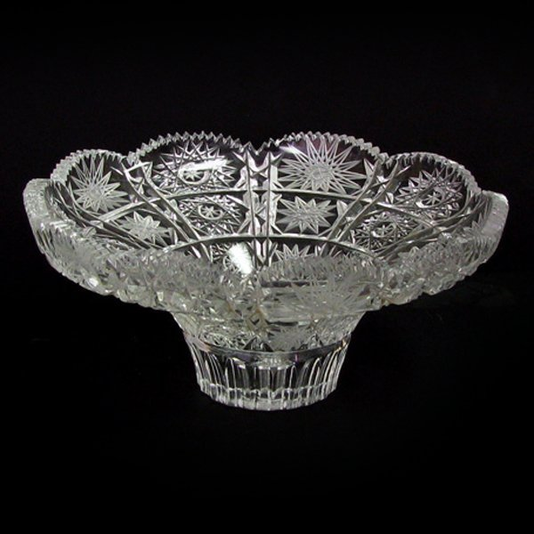 Crystal Bowl Dish