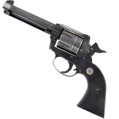 Dickson Cheyenne Cal .38 Special Double-Action Revolver