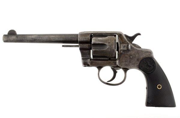 """Rare 1890's Museum Caliber .41 6"""" Barrel Long Colt"""