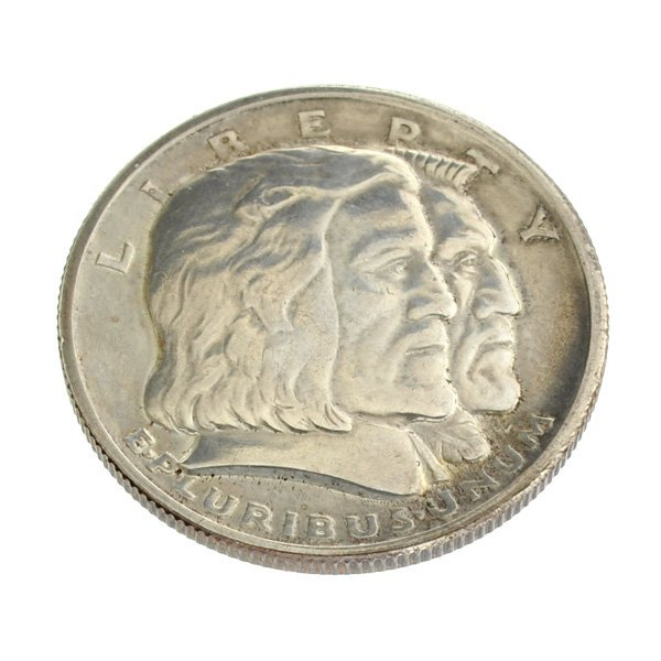 1936 Long Island Commemorative 1/2 Dollar Coin