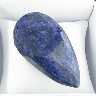 APP: 17.8k 508.05CT Pear Cut Blue Sapphire Gemstone