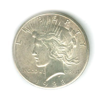 *1928 $1 Peace Coin - Investment