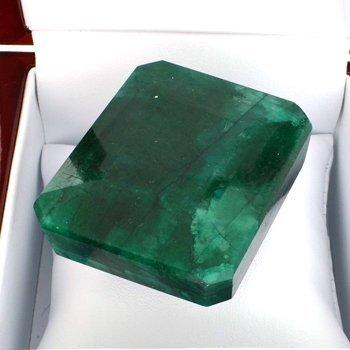APP: 13.9k 535.70CT Emerald Cut Green Beryl Gemstone
