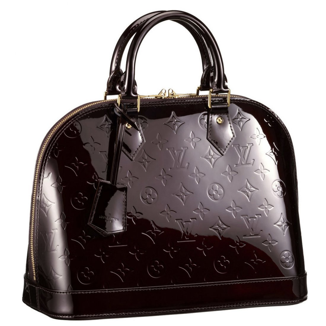 Louis Vuitton Alma PM Handbag -P-