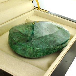 APP: 99.6k 1,486.90CT Emerald Gemstone