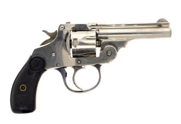1893 Iver Johnson 32 Caliber Short Gun