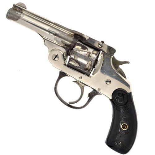 1896 Iver Johnson 32 Caliber Short Gun