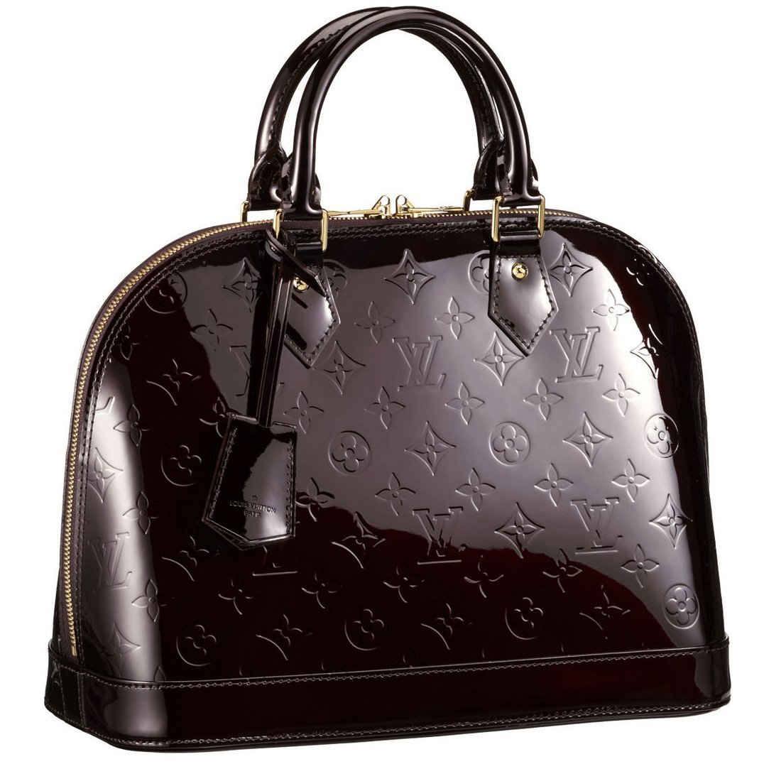 Louis Vuitton Alma PM Handbag -P-