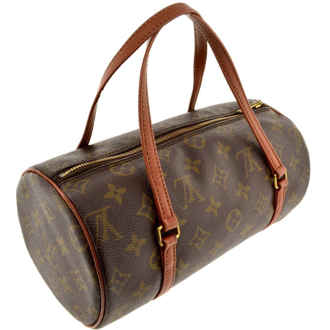 Authentic Louis Vuitton Monogram Hand Bag