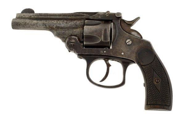 1895-1900 Iver Johnson 32 Short Revolver
