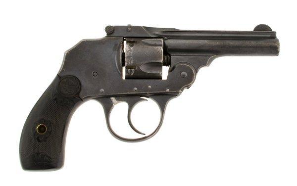 1895-1900 Iver Johnson Arms 32 Short Gun