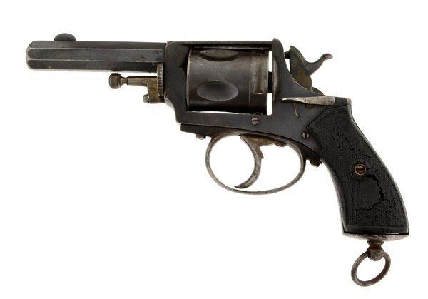 1888-1895 German 32 Long Revolver