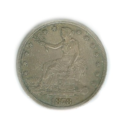 *1878-S $1 Trade  Coin - Investment