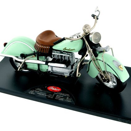 Tootsie Toy Authentic Detailed Replica 1942 Indian 442
