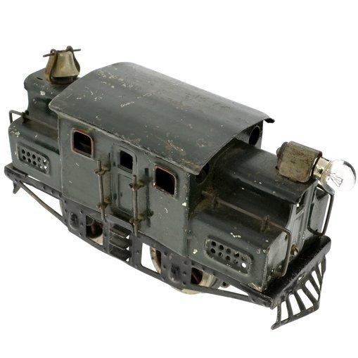 Lionel 153 Electric Loco NYC DK w/Reverse Prewar #X1831