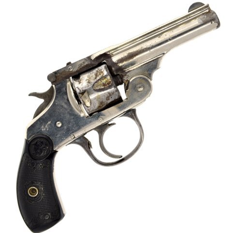 1896 Iver Johnson 32 Caliber Short Gun