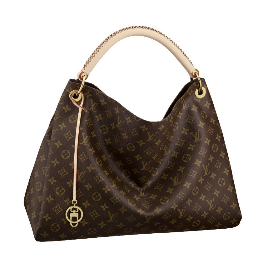 Louis Vuitton Artsy MM Handbag -P-