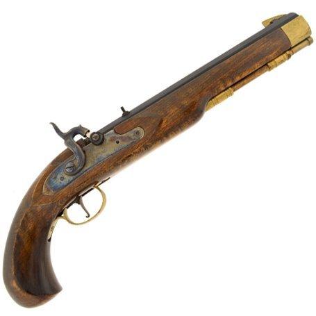 1840 Reissue U.S. Mfg. 45 Black Powder Pistol