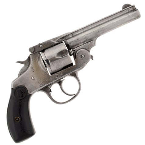 1900's Iver Johnson Top Break DA Caliber .32 Revolver