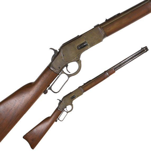 1873 Winchester 44/40  Saddle Ring Carbine