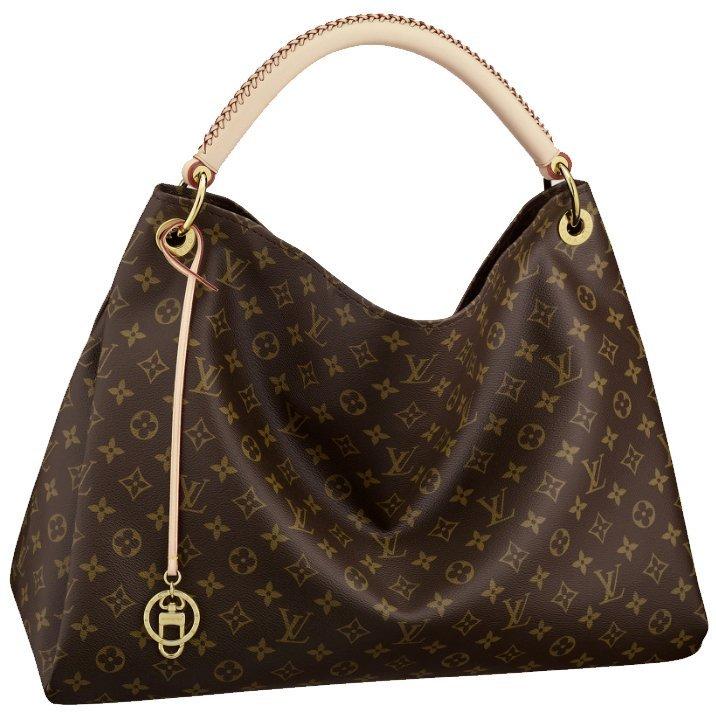 Louis Vuitton Artsy MM Handbag -P-