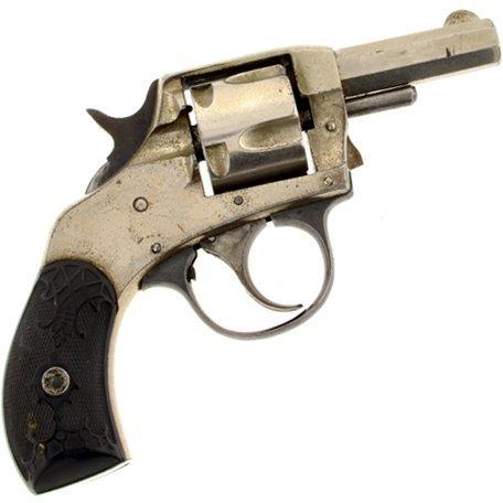 1880-1895 H & R Company 32 Short Bull Dog Double Action