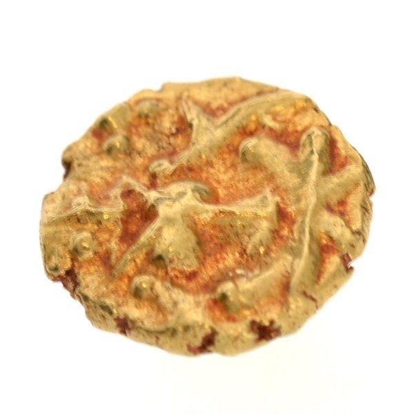 Gold  Mysore AV Fanam ND (1799-1810) Coin - Investment