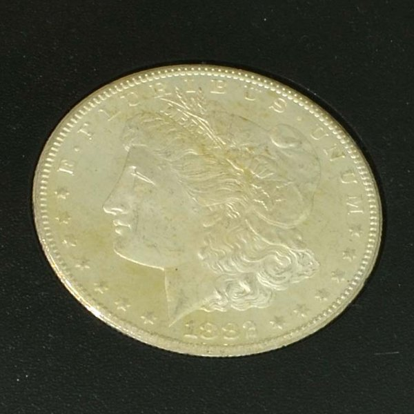 1882-CC United States Morgan Silver Dollar Coin