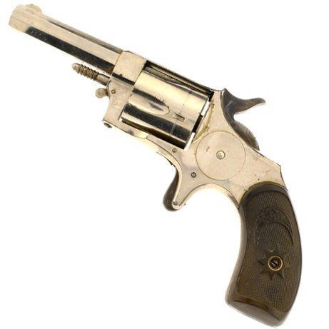 1895-1920 Russian Model 32 Revolver